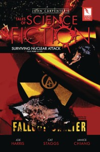 CARPENTER TALES SCI FI NUCLEAR ATTACK #4