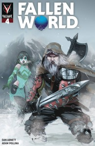 FALLEN WORLD #4 (OF 5) CVR C HARVEY