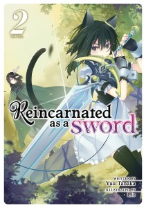 REINCARNATED AS A SWORD LIGHT NOVEL SC VOL 02