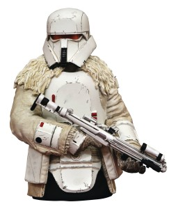 STAR WARS RANGE TROOPER BUST
