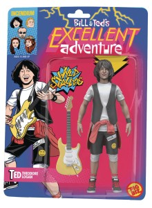 BILL AND TEDS EXCELLENT ADVENTURE TED 5IN ACTION FIGURE