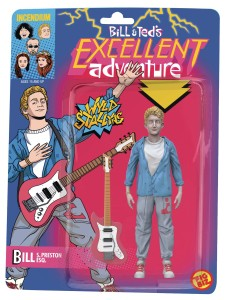 BILL AND TEDS EXCELLENT ADVENTURE BILL 5IN ACTION FIGURE