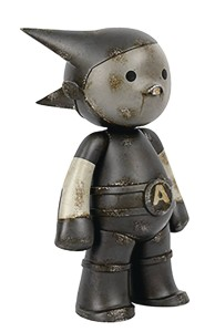 ASHTRO LAD 8IN MOON WATCH VINYL FIGURE