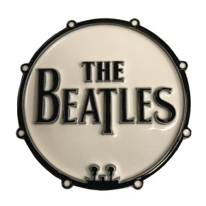 THE BEATLES DRUM HEAD BOTTLER OPENER