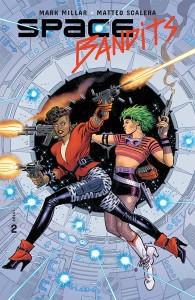 SPACE BANDITS #2 (OF 5) CVR C LEGENDS VAR GARCIA-LOPEZ