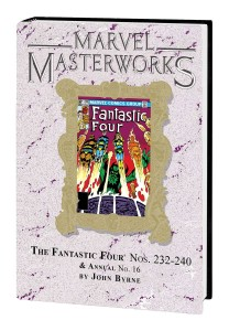 MARVEL MASTERWORKS FANTASTIC FOUR HC VOL 21 DM VAR