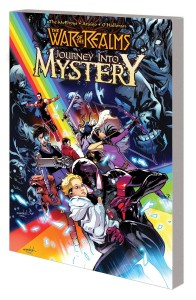 WAR OF REALMS JOURNEY INTO MYSTERY TP