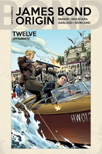 JAMES BOND ORIGIN #12 CVR B KOTZ