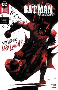 BATMAN WHO LAUGHS #6 (OF 7)