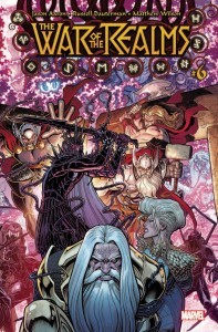 WAR OF REALMS #6 (OF 6)