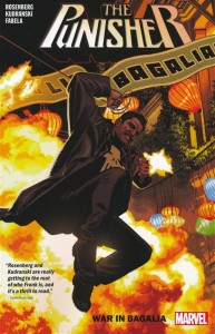PUNISHER TP VOL 02 WAR IN BAGALIA