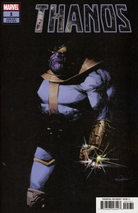 THANOS #1 (OF 6) ZAFFINO VAR