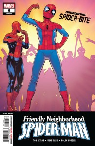 FRIENDLY NEIGHBORHOOD SPIDER-MAN #6 2ND PTG VAR