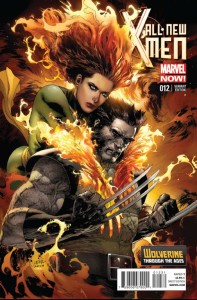 ALL NEW X-MEN #12 YU WOLVERINE VAR NOW