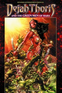 DEJAH THORIS & GREEN MEN OF MARS TP VOL 02
