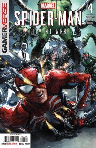 SPIDER-MAN CITY AT WAR #4 (OF 6)