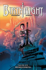 BIRTHRIGHT TP VOL 01 HOMECOMING (NEW PTG)