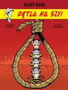 Lucky Luke Tom 72 Pętla na szyi