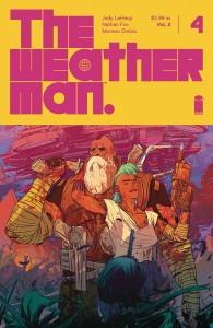 WEATHERMAN VOL 2 #4 CVR A FOX