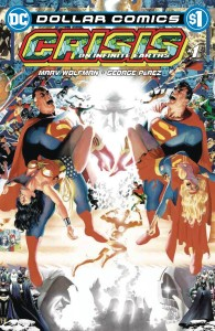 DOLLAR COMICS CRISIS ON INFINITE EARTHS #1