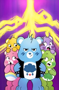 CARE BEARS UNLOCK THE MAGIC #3 (OF 3) CVR A GARBOWSKA