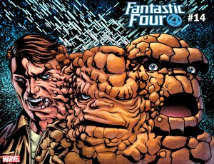 FANTASTIC FOUR #14 MCKONE IMMORTAL VAR