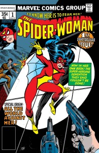 SPIDER-WOMAN #1 FACSIMILE EDITION