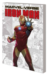 MARVEL-VERSE GN TP IRON MAN