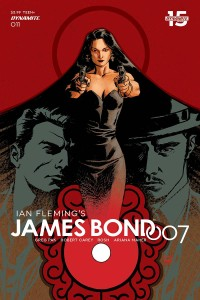 JAMES BOND 007 #11 CVR A JOHNSON
