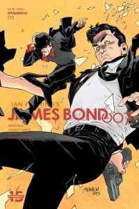 JAMES BOND 007 #11 CVR C MELKINOV