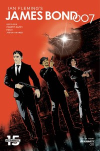 JAMES BOND 007 #11 CVR D CAREY