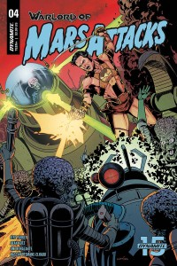 WARLORD OF MARS ATTACKS #4 CVR B LAMING