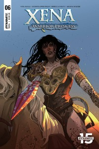 XENA WARRIOR PRINCESS #6 CVR B STOTT