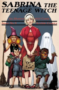 SABRINA TEENAGE WITCH #5 (OF 5) CVR B ERSKINE