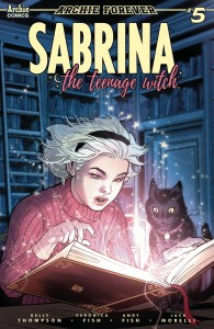 SABRINA TEENAGE WITCH #5 (OF 5) CVR C IBANEZ
