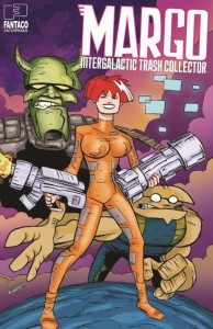 MARGO INTERGALACTIC TRASH COLLECTOR #1 (OF 3) CVR A WHITING