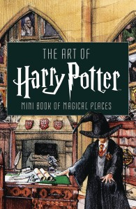 ART OF HARRY POTTER MINI HC