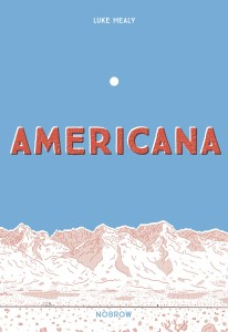 AMERICANA AND ACT GETTING OVER IT GN