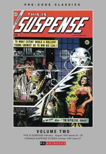 PRE CODE CLASSICS THIS IS SUSPENSE HC VOL 02