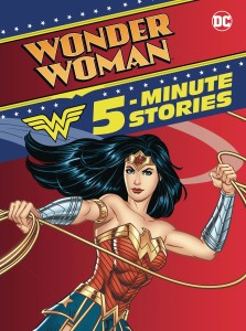 WONDER WOMAN 5 MINUTE STORY COLLECTION HC