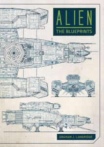 ALIEN BLUEBPRINTS HC