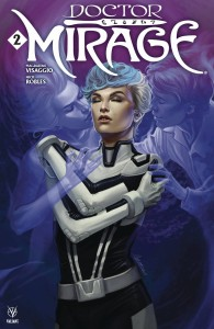 DOCTOR MIRAGE #2 (OF 5) CVR C IANNICIELLO