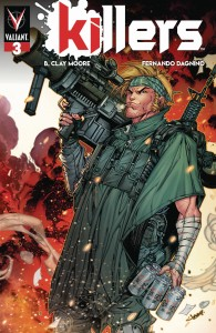KILLERS #3 (OF 5) CVR A MEYERS