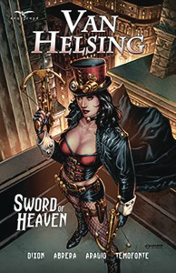VAN HELSING SWORD OF HEAVEN TP
