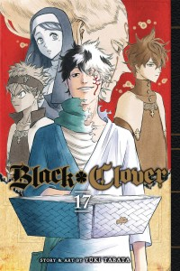 BLACK CLOVER GN VOL 17