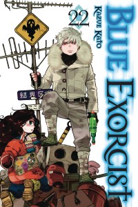 BLUE EXORCIST GN VOL 22
