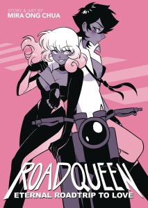 ROADQUEEN ETERNAL ROADTRIP TO LOVE GN VOL 01
