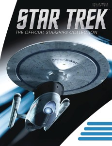 STAR TREK STARSHIPS FIG MAG #15 USS EXCELSIOR NCC-2000