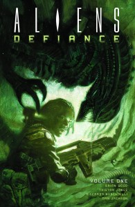 ALIENS DEFIANCE TP VOL 01
