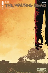 WALKING DEAD #193 2ND PTG